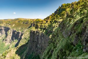 Simien Mountains Panorama