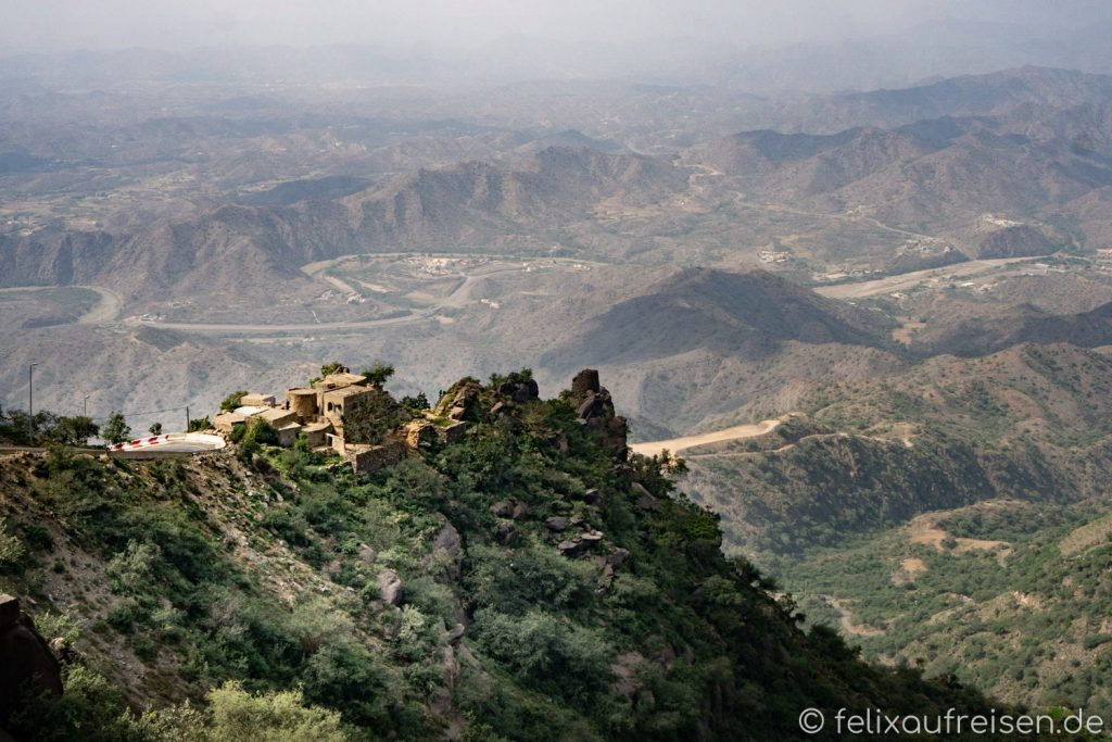 Fayfa Mountains, Jizan Provinz, Saudi-Arabien
