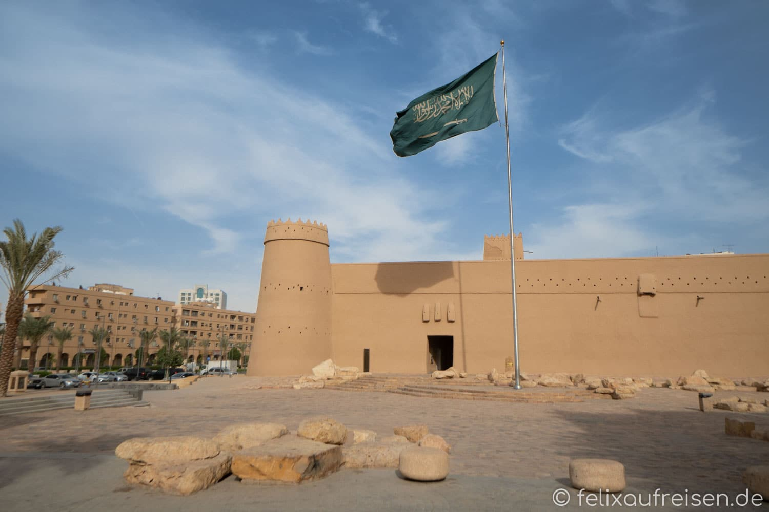 Fort Masmak in Riad